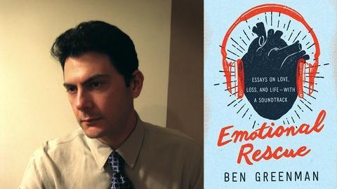 Book View Now -- Ben Greenman at 2016 Miami Book Fair