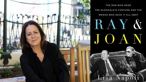 Book View Now -- Lisa Napoli at 2016 Miami Book Fair