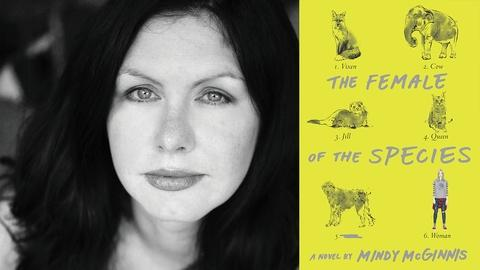 Book View Now -- Mindy McGinnis at 2016 Miami Book Fair