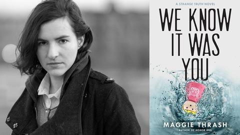 Book View Now -- Maggie Thrash at 2016 Miami Book Fair