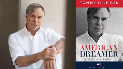 Book View Now -- Tommy Hilfiger at 2016 Miami Book Fair