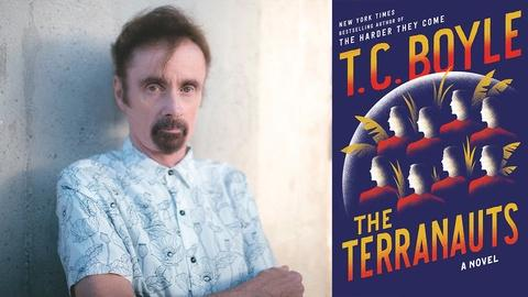 Book View Now -- T.C. Boyle at 2016 Miami Book Fair