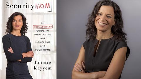 Book View Now -- Juliette Kayyem at 2016 Miami Book Fair