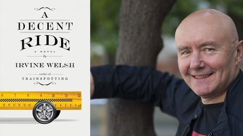 Book View Now -- Irvine Welsh at 2016 Miami Book Fair