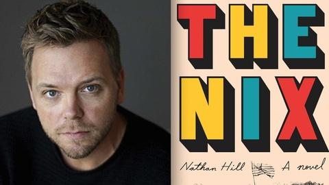 Book View Now -- Nathan Hill at 2016 Miami Book Fair