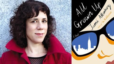 Book View Now -- Jami Attenberg – 2017 AWP Book Fair Interview