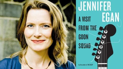 Book View Now -- Jennifer Egan  - 2017 AWP Book Fair Interview