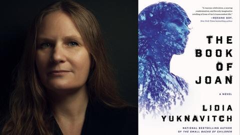 Book View Now -- Lidia Yuknavitch - 2017 AWP Book Fair
