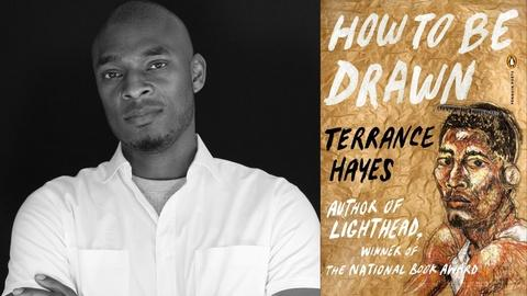 Book View Now -- Terrance Hayes - 2017 AWP Book Fair