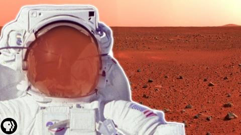 BrainCraft -- S2 Ep21: Your Brain on Mars ft. Physics Girl!