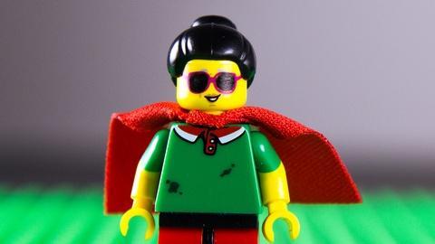 BrainCraft -- How LEGO Helps Blind People See