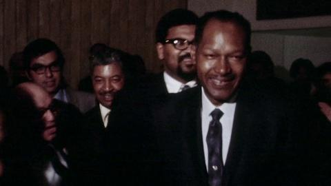 Bridging the Divide: Tom Bradley and the Politics of Race -- Bradley's Dramatic Battle for Los Angeles City Hall, 1969