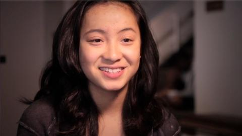 Broadway or Bust -- Student Profile: Evyn Mirasol