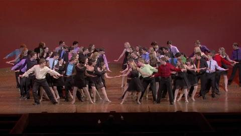 Broadway or Bust -- Opening Number