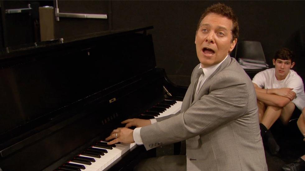Celebrity Cameo: Michael Feinstein image
