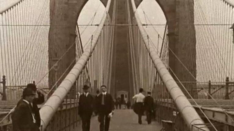 Brooklyn Bridge: Paul Goldberg Discusses the Brooklyn Bridge