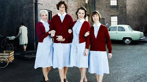 Call the Midwife -- S3: Official Trailer
