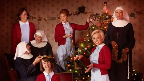 Call the Midwife -- Holiday Special 2014 | Official Trailer