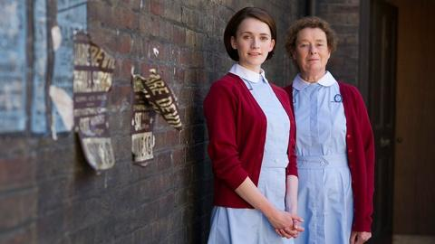 Call the Midwife -- Behind the Scenes | New Characters