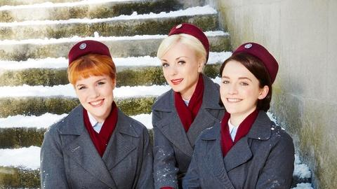 Call the Midwife -- Official Trailer