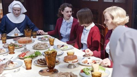 Call the Midwife -- S1: Behind the Scenes | Sets and Props