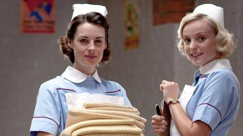 Call the Midwife -- S2: Scenes from Episode 2