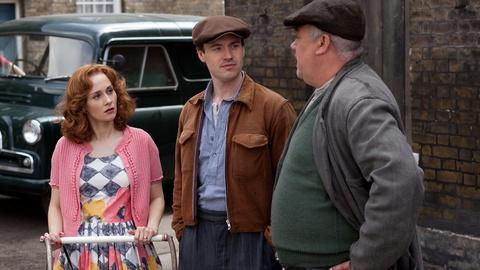 Call the Midwife -- S2: Scenes from Episode 4