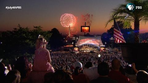 A Capitol Fourth -- S2016: Tom Bergeron Hosts A Capitol Fourth