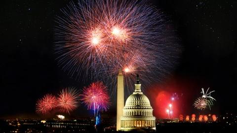 A Capitol Fourth -- S2011: Fireworks & The 1812 Overture