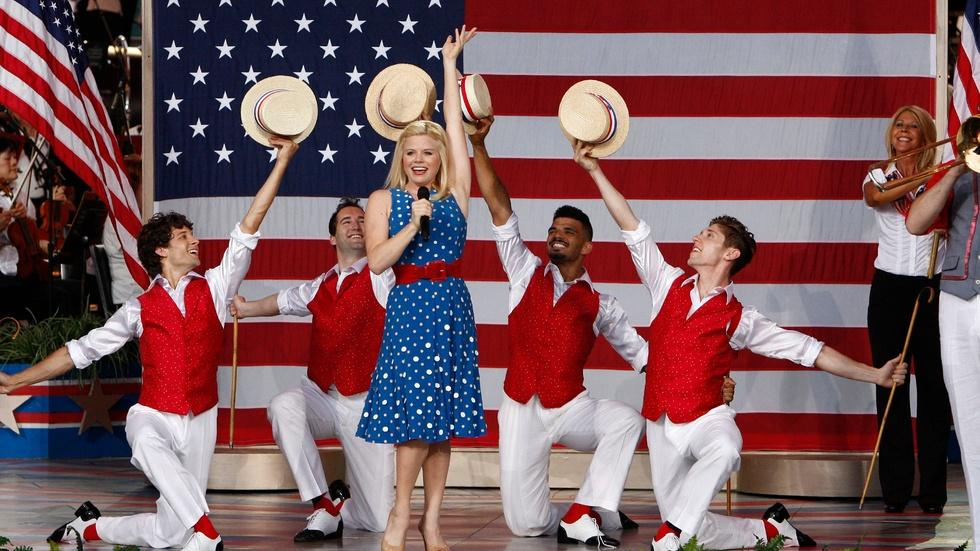 Celebrate Live with Megan Hilty! image