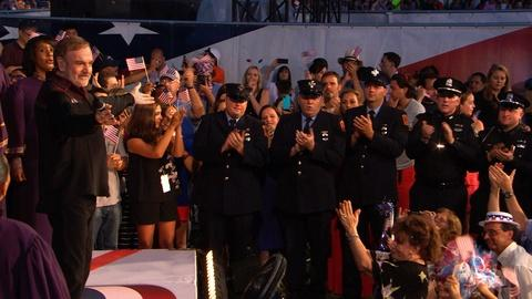 A Capitol Fourth -- Neil Diamond Performs Freedom Song (2013)