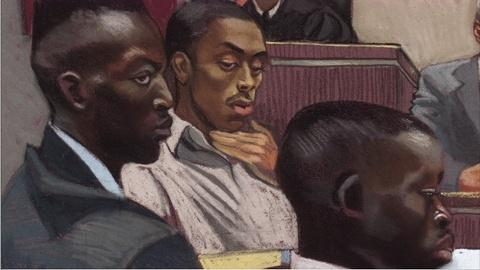 Central Park Five -- Not Copping Out