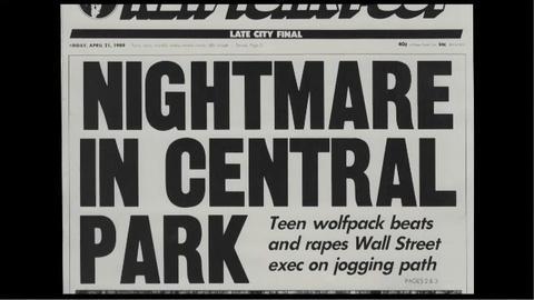 Central Park Five -- S1 Ep1: Central Park Five Promo