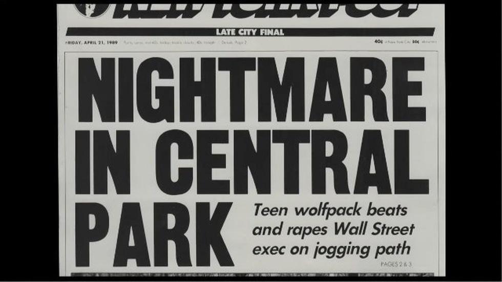 S1 Ep1: Central Park Five Promo  image