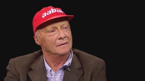 Charlie Rose The Week -- F1 Racing Legend Niki Lauda