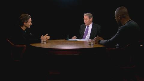 Charlie Rose The Week -- Idris Elba and Justin Chadwick on Mandela