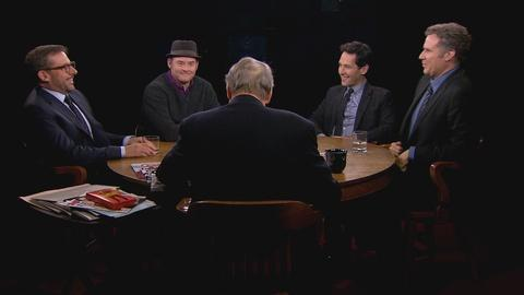 Charlie Rose The Week -- The Cast of 'Anchorman 2'