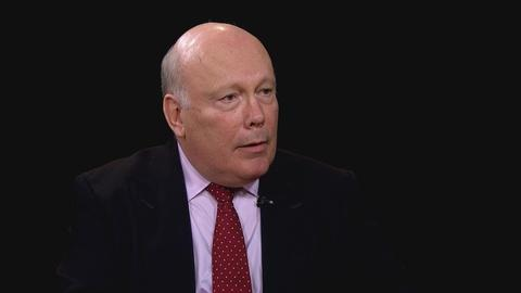 Charlie Rose The Week -- Julian Fellowes on 'Downton Abbey'