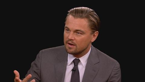 Charlie Rose The Week -- Martin Scorsese and Leonardo DiCaprio