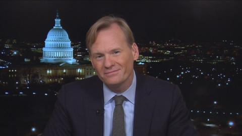 Charlie Rose The Week -- John Dickerson on Bob Gates