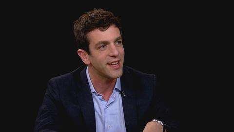 "Charlie Rose The Week -- B.J. Novak Discusses His New Book, ""One More Thing"""