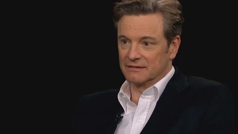 "Charlie Rose The Week -- Colin Firth on ""The Railway Man"""
