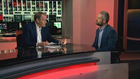 Charlie Rose The Week -- Tyler Hicks Remembers Anthony Shadid