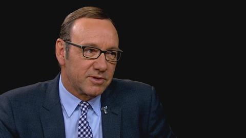 Charlie Rose The Week -- Kevin Spacey on Shakespeare and Theater