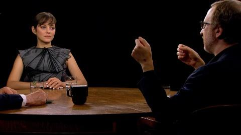 Charlie Rose The Week -- Marion Cotillard and James Gray