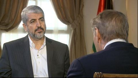 Charlie Rose The Week -- Hamas' Leader on the Murdered Israeli Teenagers
