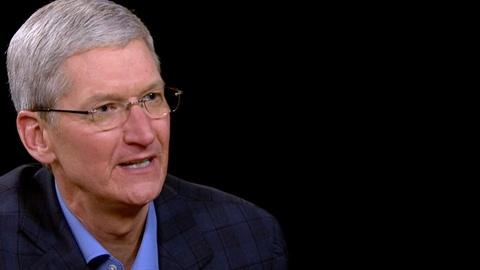 Charlie Rose The Week -- Tim Cook on Buying Beats