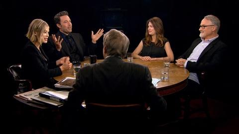 """Charlie Rose The Week -- The Making of """"Gone Girl"""""""
