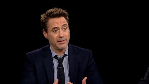 Charlie Rose The Week -- Robert Downey Jr. on His Third Act