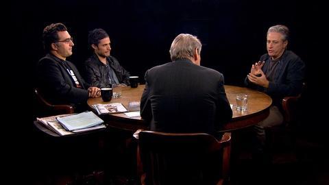 "Charlie Rose The Week -- Jon Stewart on ""Rosewater"""